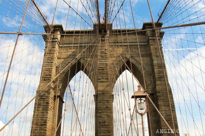 Qué hacer gratis en Nueva York: Cruzar el puente de Brooklyn