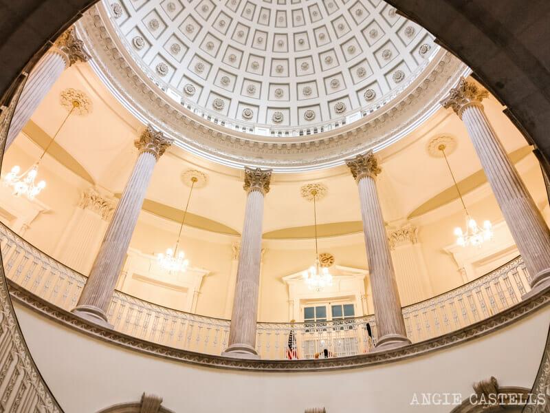Qué hacer gratis en Nueva York - Visitar el City Hall, el Ayuntamiento