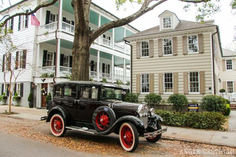 Guía de Charleston: Qué ver en 2 días - South of Broad