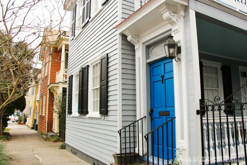 Guía de Charleston: Arquitectura del French Quarter