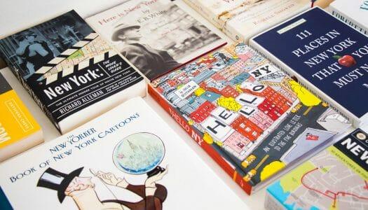20 libros ambientados en Nueva York