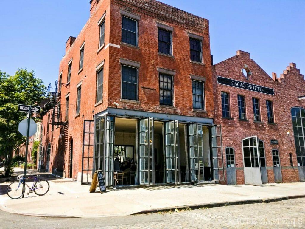 Planes originales en Nueva York - El barrio de Red Hook