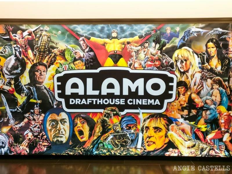 Planes originales en Nueva York - Alamo Drafthouse Cinema
