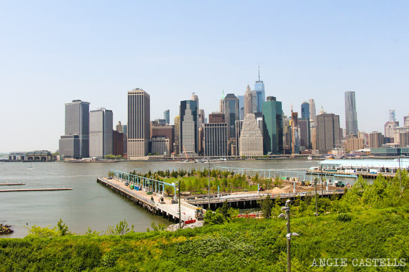 Ruta por Brooklyn Heights - Promenade y Downtown Manhattan