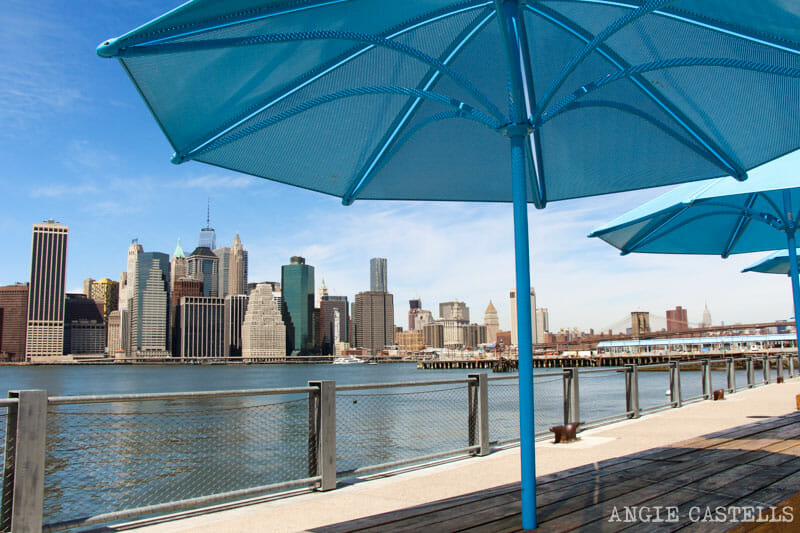 Ruta por Brooklyn Heights - Brooklyn Bridge Park