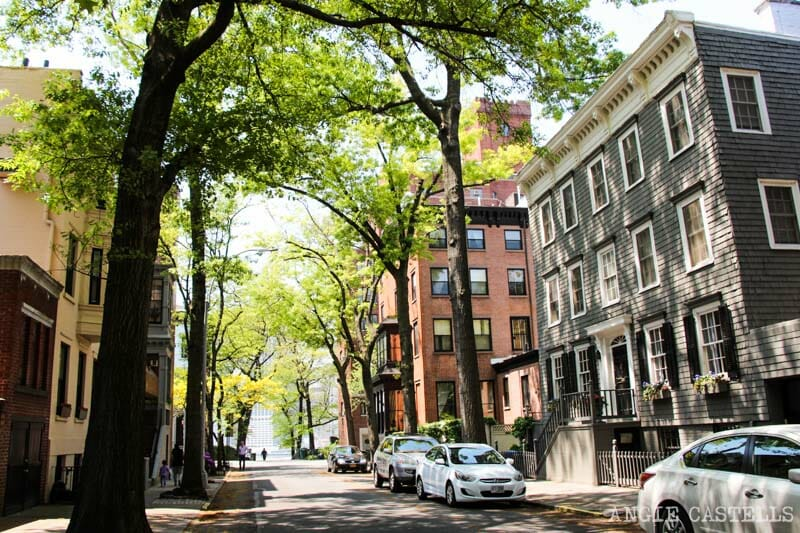 Ruta por Brooklyn Heights - Pineapple Street
