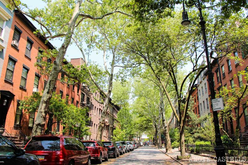 Ruta por Brooklyn Heights - Garden Street