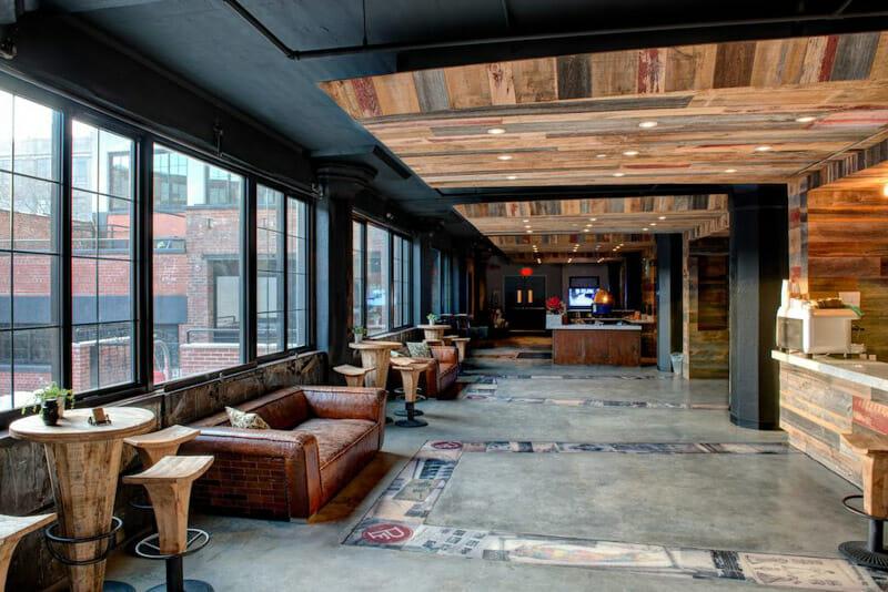 Los mejores hoteles de Queens - Long Island City - Paper Factory Hotel