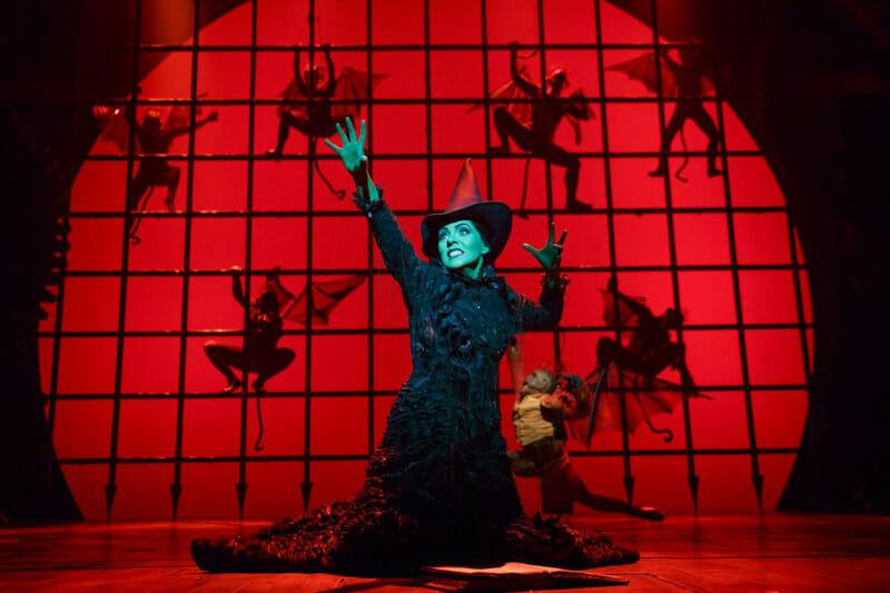 Los mejores musicales de Broadway - Wicked