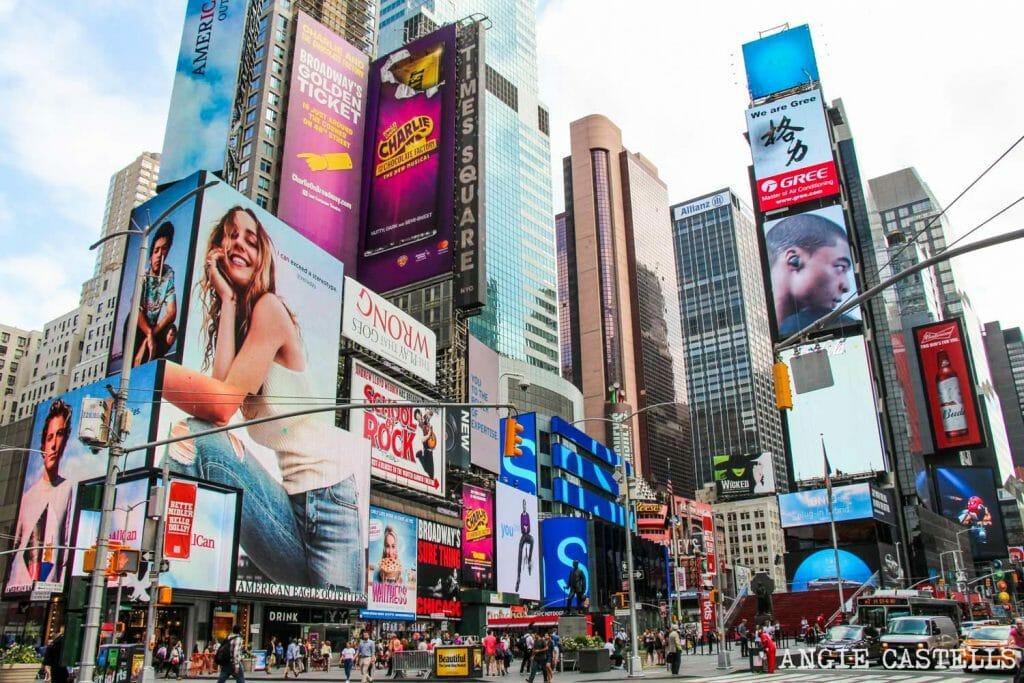 Los mejores musicales de Broadway, Nueva York