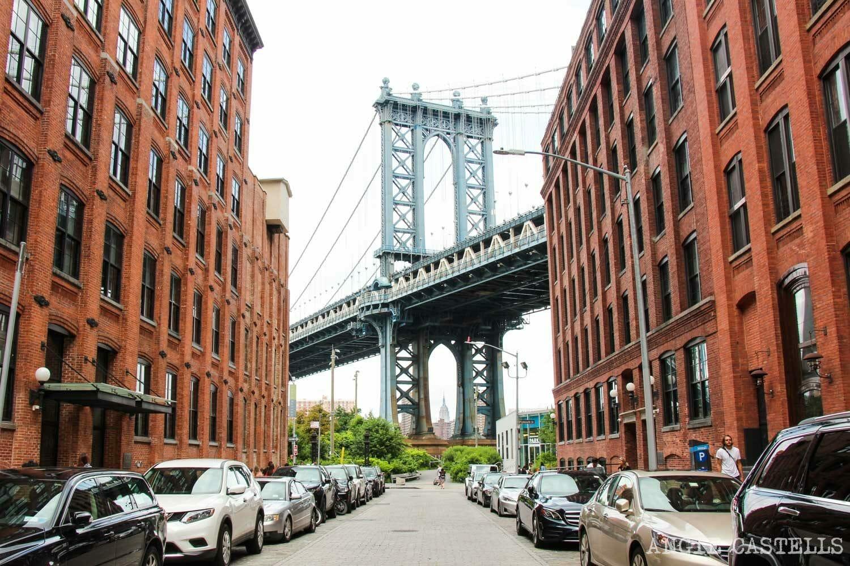 Escenarios de cine en Nueva York: el puente de Manhattan en Once Upon a Time in America