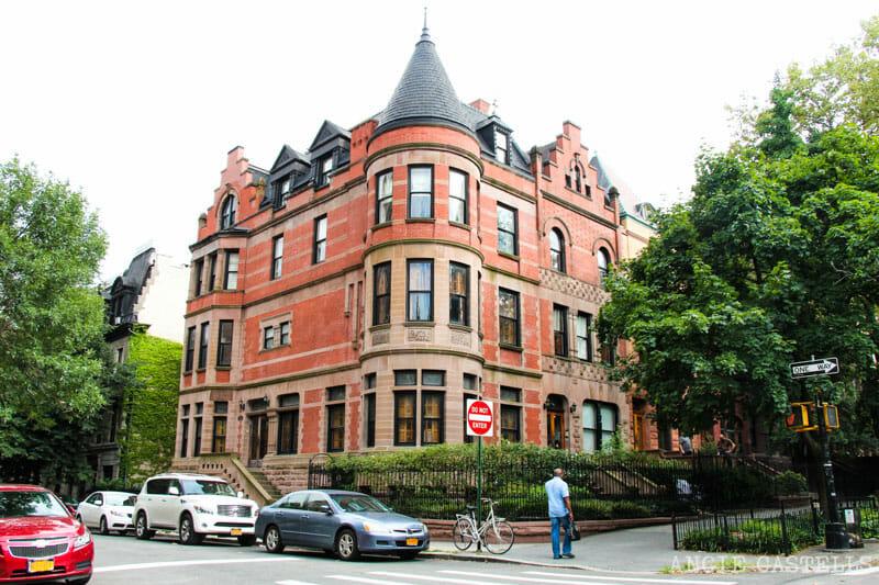 Escenarios de cine en Nueva York: Apartamento Royal Tenenbaums Harlem