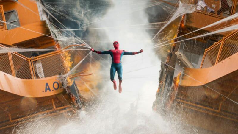 Escenarios de película en Nueva York - Spiderman