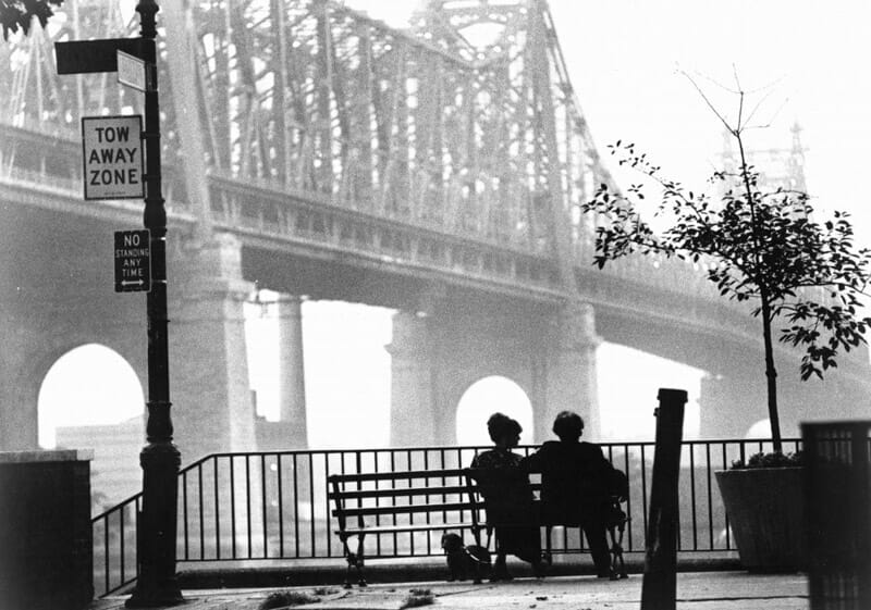 Escenarios de película en Nueva York - Manhattan de Woody Allen