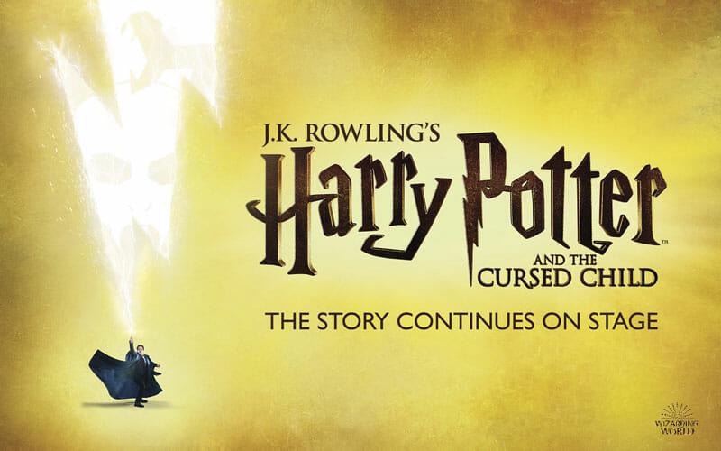 La obra de Harry Potter en Broadway