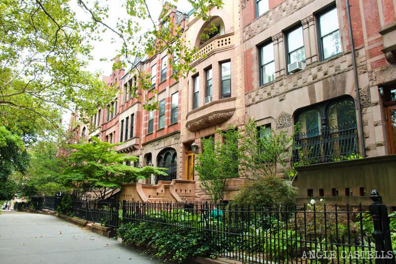 Las calles más bonitas de Nueva York - Convent Avenue, Hamilton Heights, Harlem