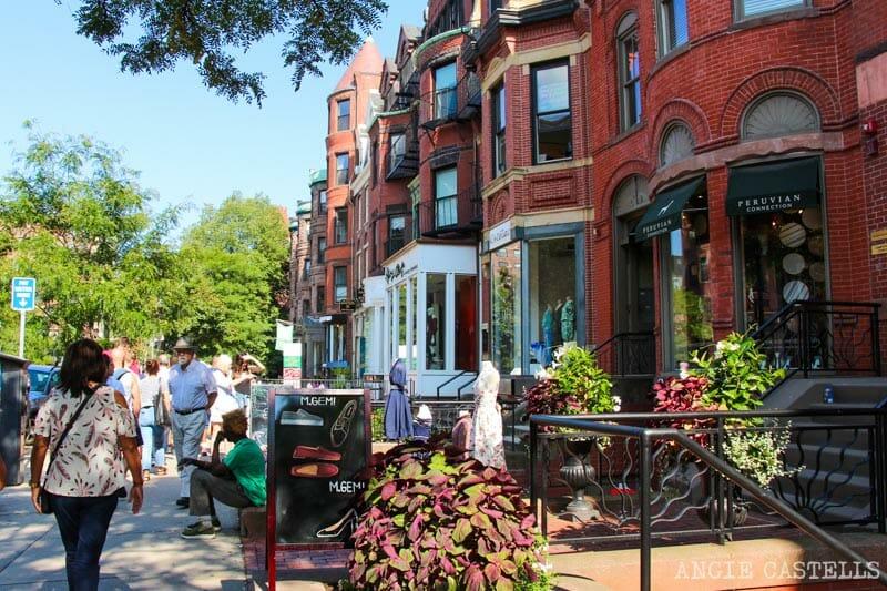 Qué ver en Boston en una excursión desde Nueva York - Back Bay