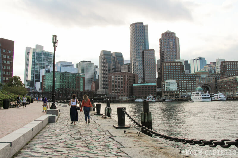 Qué ver en Boston en una excursión desde Nueva York - Seaport