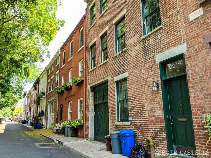 Verandah Place, en Cobble Hill, casa de establos en Nueva York