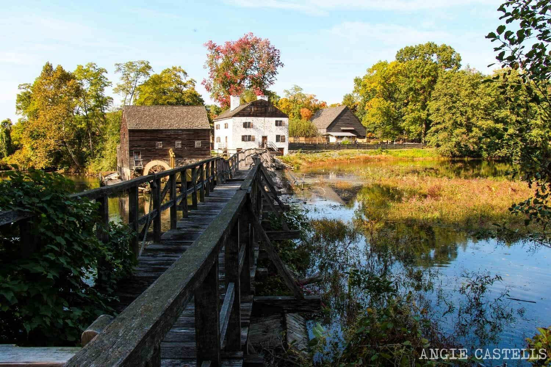 Visitar Sleepy Hollow en una excursión desde Nueva York - Philipsburg Manor