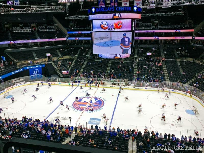 Cómo ver un partido de hockey sobre hielo en Nueva York - Estadios y asientos