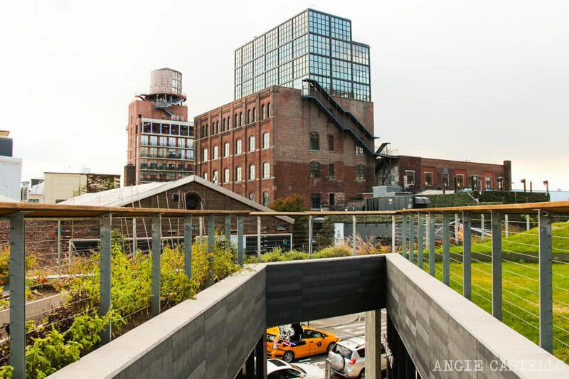 Guía de Williamsburg, Brooklyn - Terraza del hotel William Vale