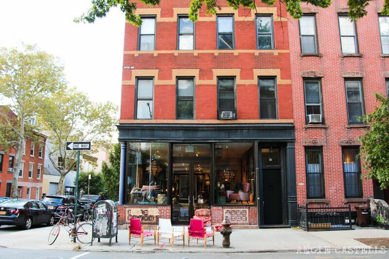 Guía de Williamsburg, Brooklyn - Calles y tiendas