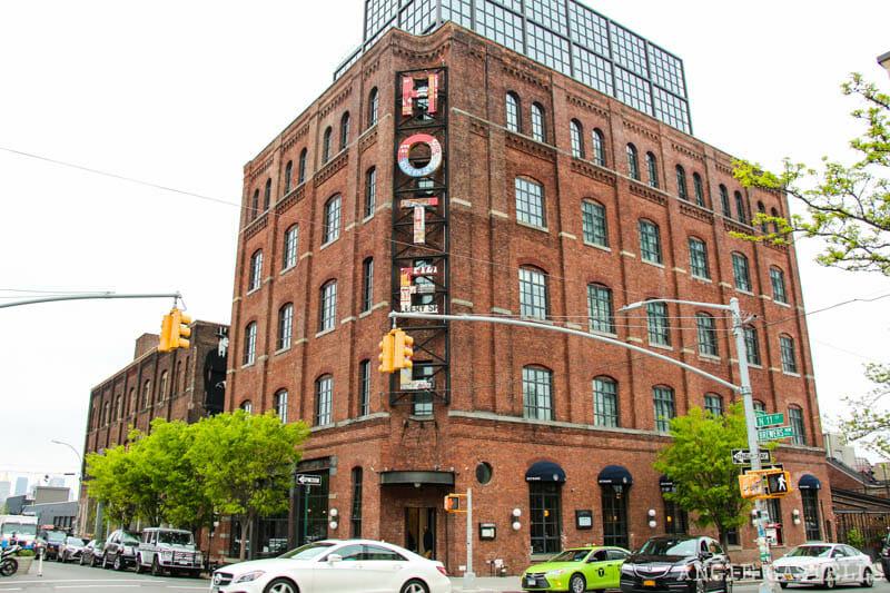 Dónde dormir en Williamsburg, Brooklyn - Wythe Hotel