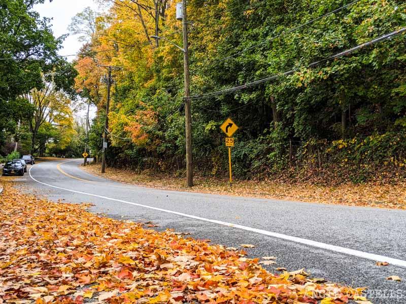 Excursion a Tarrytown desde Nueva York - Colores de otoño