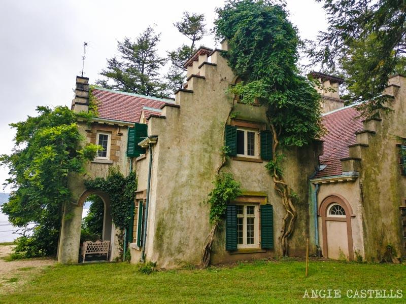 Visitar Sunnyside, la casa de Washington Irving desde Nueva York