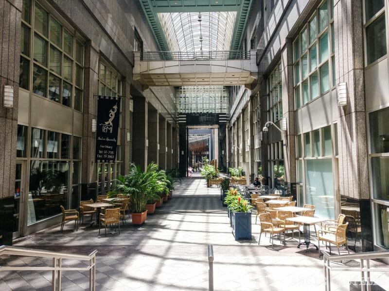 Lugares secretos de Nueva York - Avenida 6 y medio