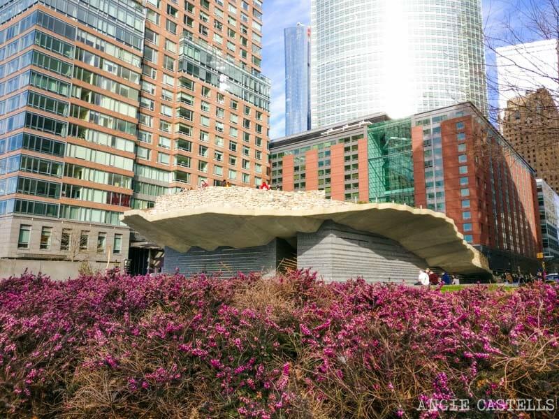 Lugares secretos de Nueva York - Irish Hunger Memorial