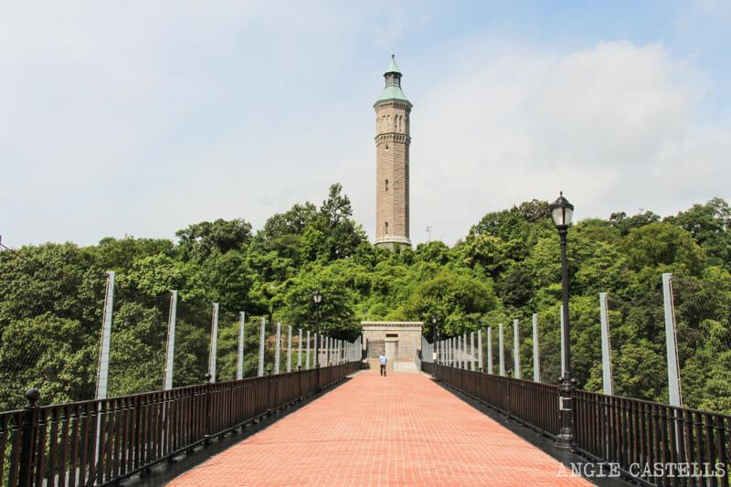 Lugares secretos de Nueva York - Puente High Bridge