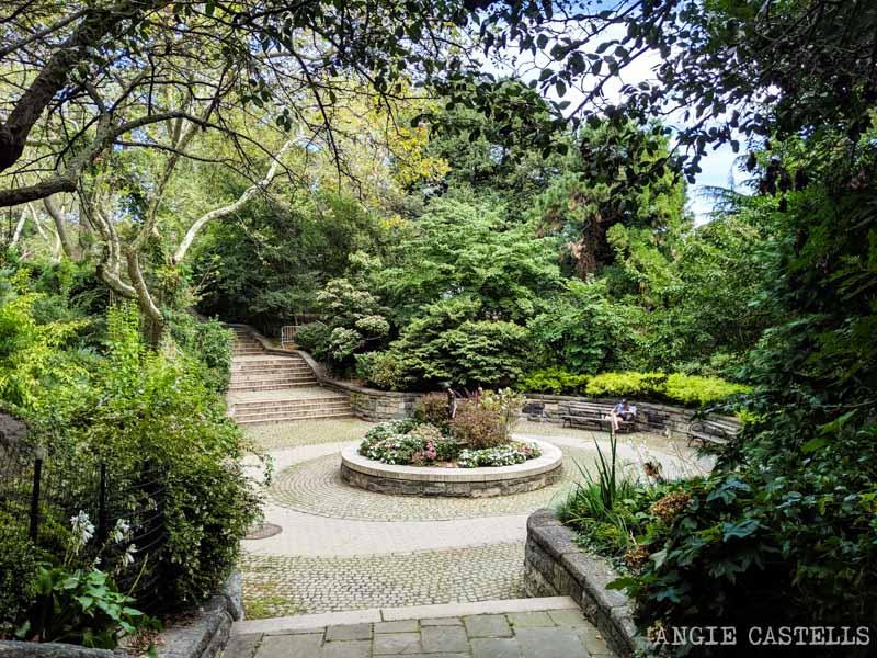 El Carl Shurz Park y la estatua de Peter Pan de Nueva York