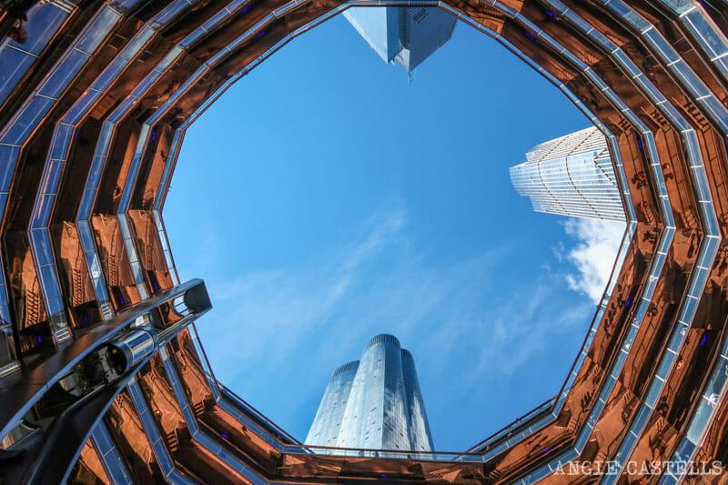 Subir a The Vessel y visitar el barrio de Hudson Yards