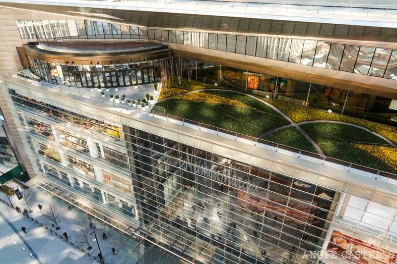Guía para visitar Hudson Yards - El centro comercial