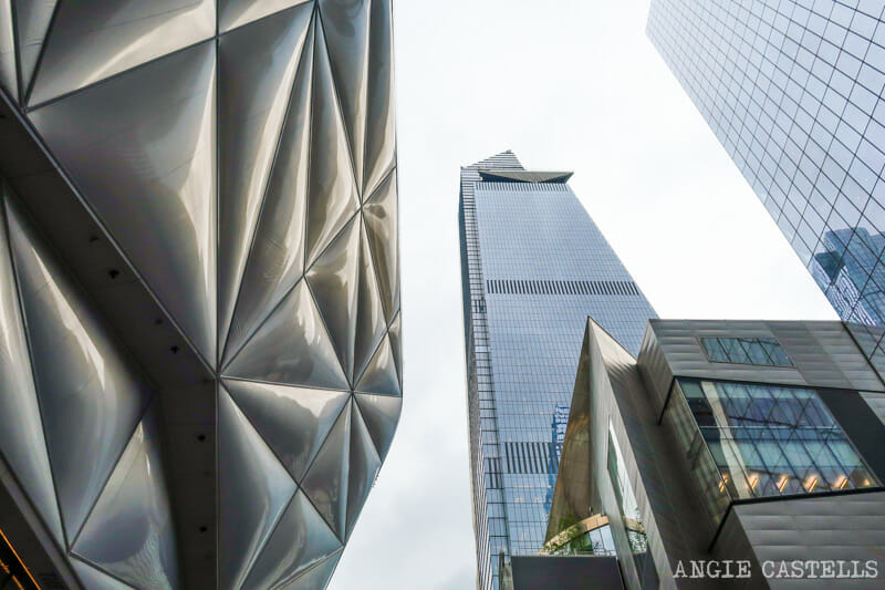 Guía para visitar Hudson Yards - Rascacielos