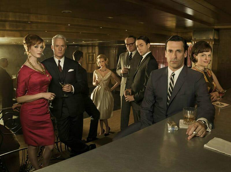 Las mejores series ambientadas en Nueva York - Mad Men