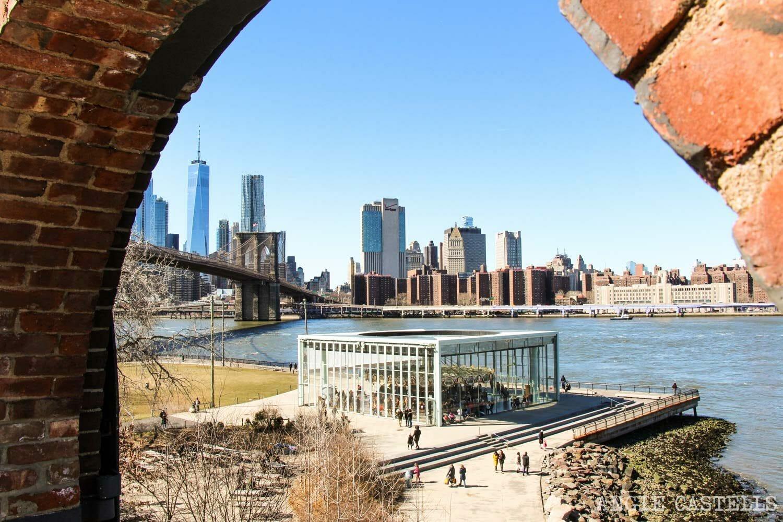 Las mejores series rodadas en Nueva York - Dumbo Empire Stores
