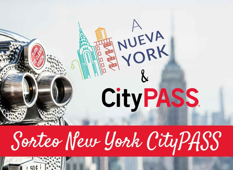 Sorteo New York CityPASS