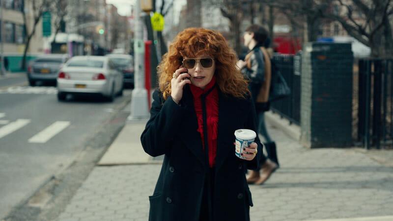 Russian Doll, una serie sobre una chica en Nueva York