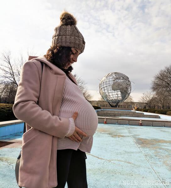 Consejos para viajar a Nueva York embarazada - Queens Corona Park
