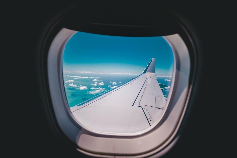 Consejos para viajar embarazada a Nueva York - Avión y vuelo