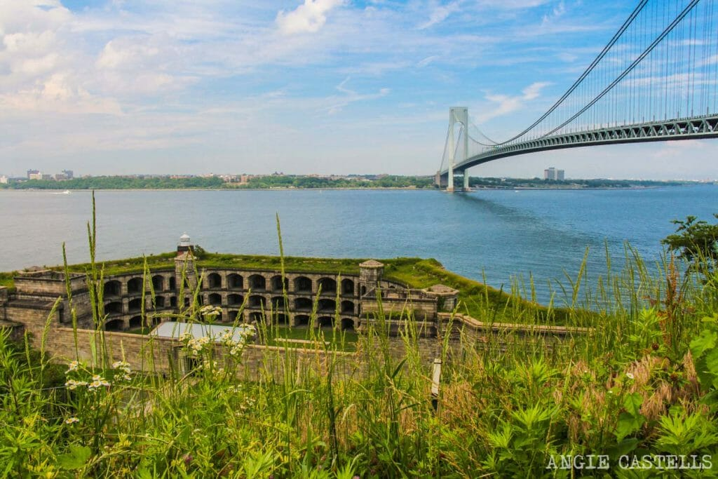 Qué hacer en Staten Island - Fort Wadsworth y Verrazano Narrows Bridge 1500