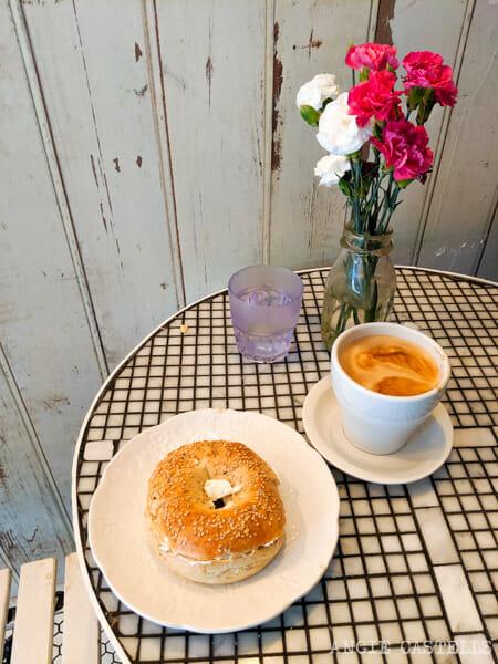 Cafeterías de Nueva York donde desayunar un buen bagel