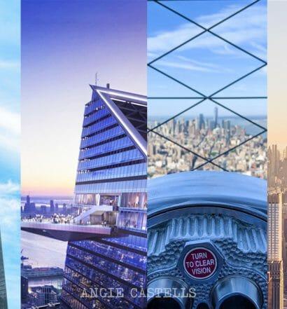 Comparativa del mejor observatorio de Nueva York