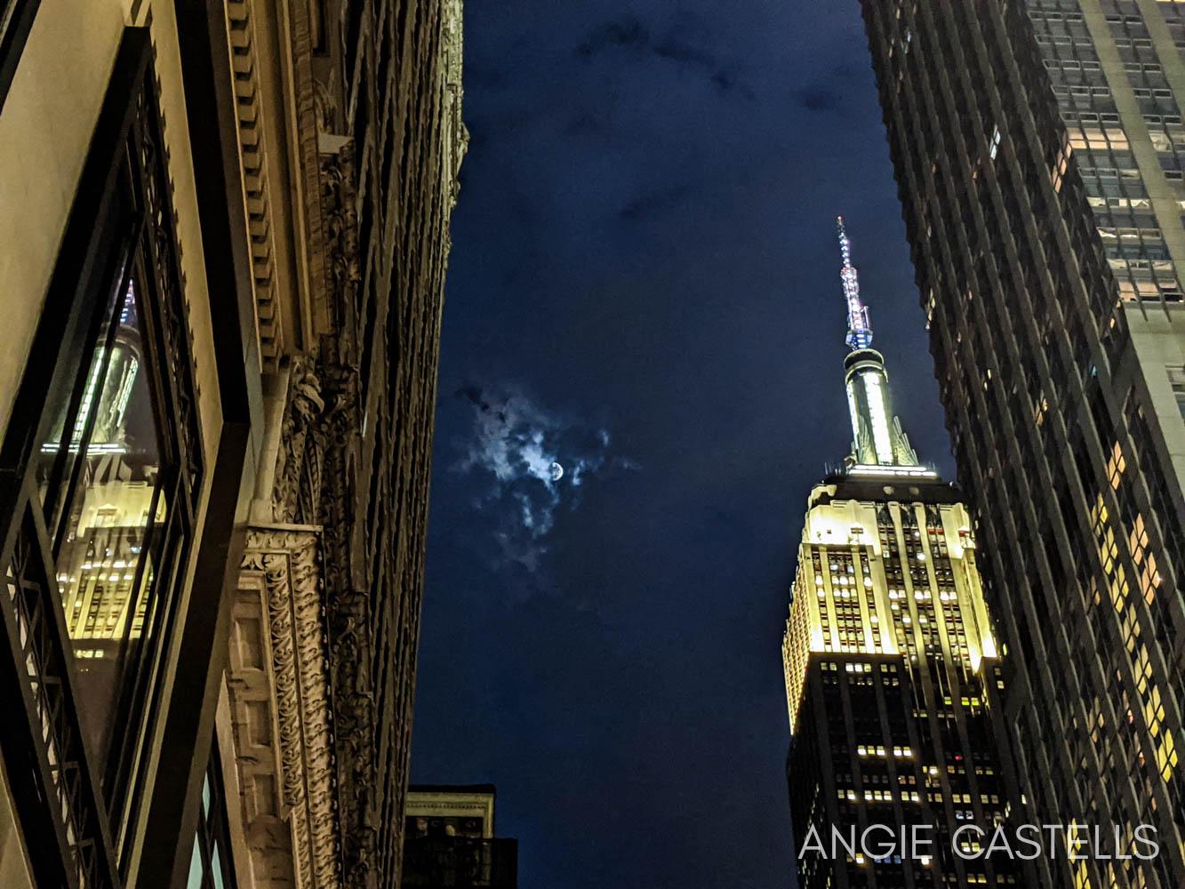 Cómo preparar un viaje a Nueva York - El Empire State Building