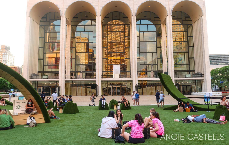 Cómo preparar un viaje a Nueva York - Lincoln Center