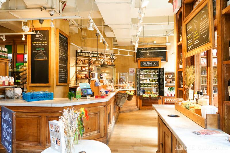 Le Pain Quotidien, una de las mejores cafeterías de Nueva York