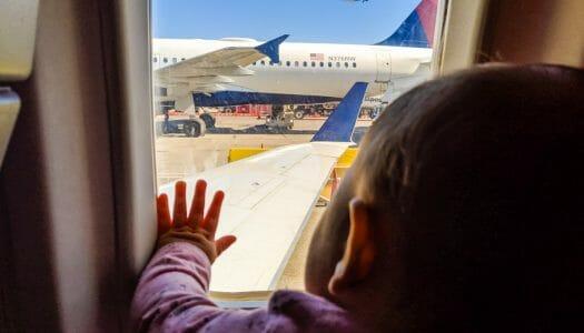 Guía para volar a Estados Unidos con niños y bebés